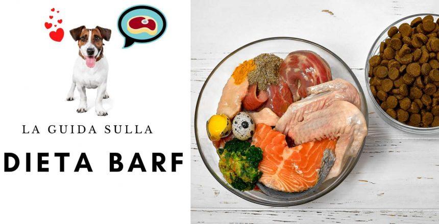 La guida sulla dieta BARF per cani 2020 - alimentazione del cane a base di carne cruda-1
